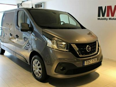 begagnad Nissan NV300 Övrigt Van 2.0 dCi DCT Euro 6 145hk Webasto INKOMMANDE diesel automat GRÅ