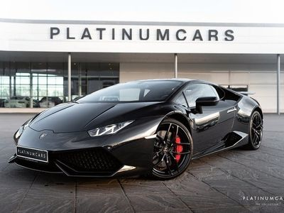 begagnad Lamborghini Huracán HuracánESS-TUNING SUPERCHARGER