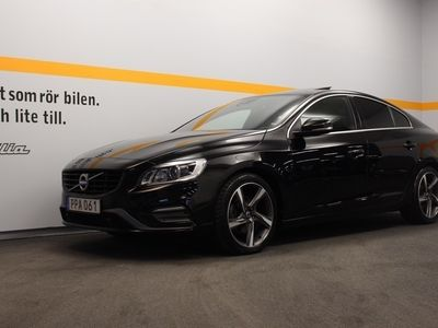 begagnad Volvo S60 D3 R-Design Business E PRO