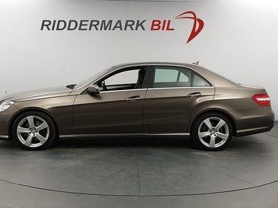 brugt Mercedes 250 E-KlassCDI 4MATIC DRAG NAVI NYSERVAD