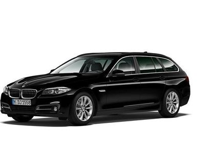 begagnad BMW 520 d Touring Sport/Winter/Drag