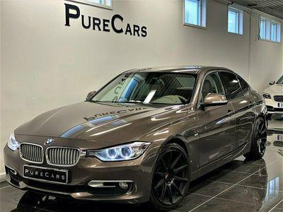 "begagnad BMW 320 d Sedan 184hk | Skinn | JR11 19"" |"