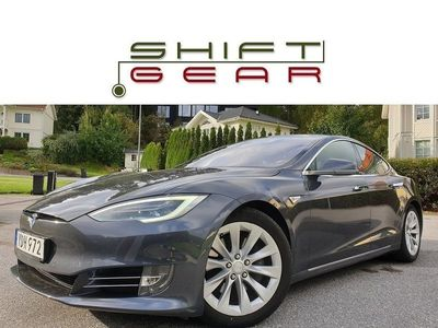 begagnad Tesla Model S 75D AWD *PREMIUM 1 äg LEASEBAR*