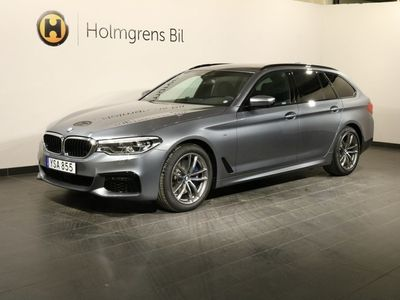 begagnad BMW 530 i xDrive Touring M-Sport / Innovation Edt