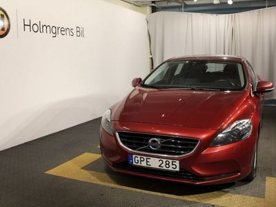 begagnad Volvo V40 D2 Momentum