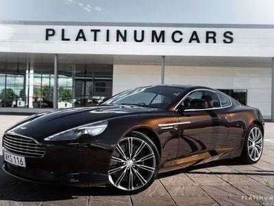 begagnad Aston Martin DB9 5.9 V12 Coupé Touchtronic2 2014, Sportkupé 947 000 kr