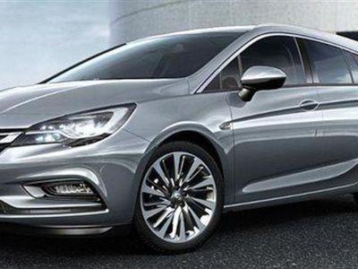 begagnad Opel Astra Dynamic Spors Tourer 1.4T /125 hk -16