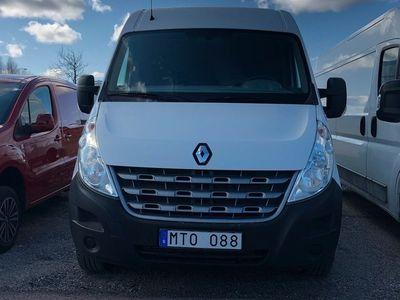 begagnad Renault Master diesel manuell