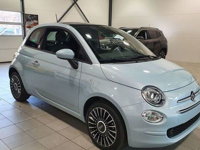 begagnad Fiat 500 1.0 70HK Hybrid Launch Edition