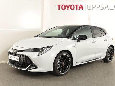 begagnad Toyota Corolla 1,8 Hybrid 5D GR-S Plus Bi-tone SPI