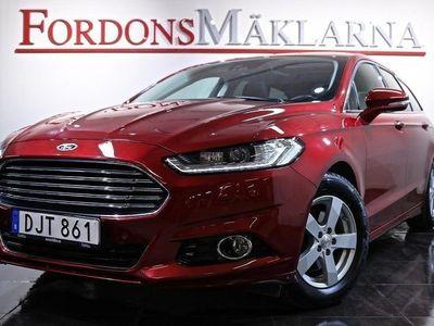 begagnad Ford Mondeo 2,0 TDCI VÄRMARE PANORAMA 3-ÅRS GARANTI