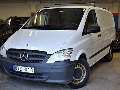 begagnad Mercedes Vito 110 CDI / Moms/Leasbar