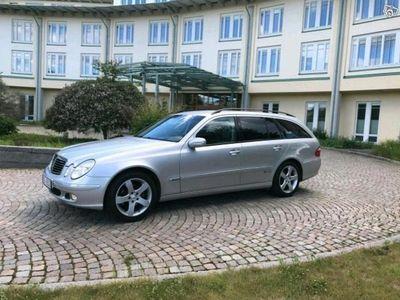 begagnad Mercedes E240 Kombi Aut Elegance