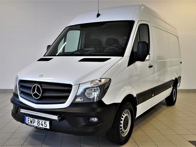 begagnad Mercedes Sprinter 313 BlueTEC 11 Kubik 129hk