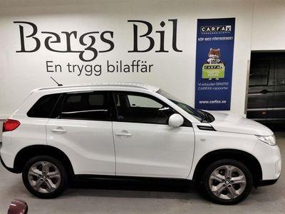 begagnad Suzuki Vitara 1.6 VVT i- AWD GL PLUS EURO 6 / 1 ÄGARE