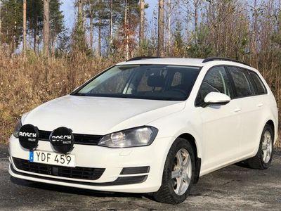 begagnad VW Golf VI 1.6 TDI Variant 4motion