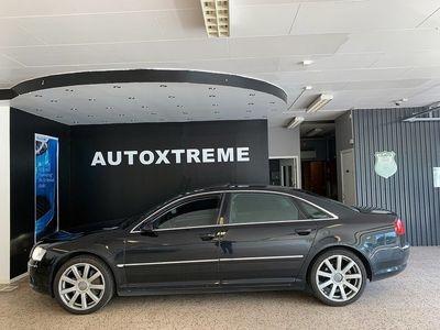 begagnad Audi A8 3.0tdi quattro långa moddel 233hk