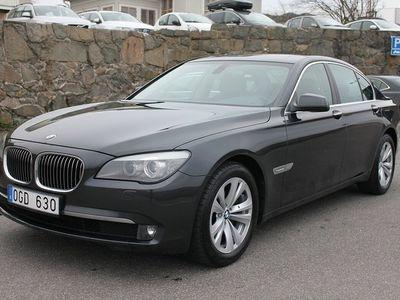 begagnad BMW 740 dA 306hk Välutr/Lågmil/Byte/Avbet