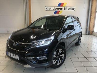 begagnad Honda CR-V 1,6 EXEC AD + AT KG 2H
