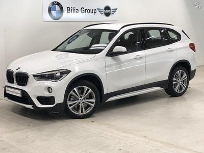 begagnad BMW X1 xDrive20d Modell Sport *HÖSTSALONG