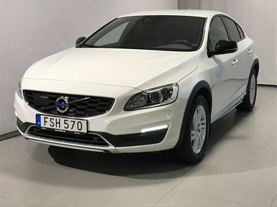 begagnad Volvo S60 CC D4 AWD Classic Plus 2018, Sedan 249 000 kr
