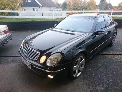 begagnad Mercedes E240 avantgarde -02