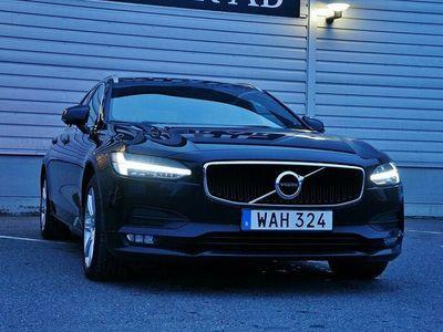begagnad Volvo V90 D4 Navi Momentum,Läder Advanced Edition Drag 190hk