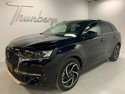 begagnad DS Automobiles DS7 Crossback DS 7 Crossback E-Tense Exclusive Plug-in Hybrid 300 AUT 4X4