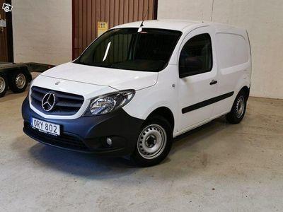 begagnad Mercedes Citan 109 CDI Manuell, 90hk, -15