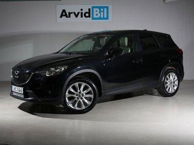 begagnad Mazda CX-5 2.2 SKYACTIV-D AWD OPTIMUM Euro 6