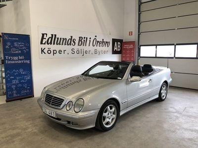 begagnad Mercedes CLK230 Kompressor Automat 193h -01