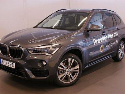 begagnad BMW X1 xDrive20d SUV