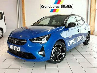 begagnad Opel Corsa GSi 1.2 Turbo Automat 130hk