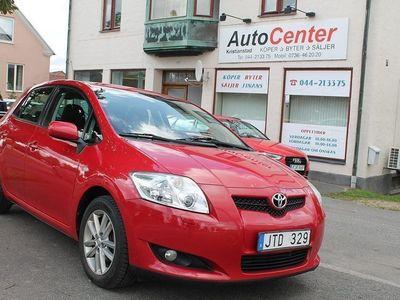begagnad Toyota Auris 5-dörrar 1.6 Dual VVT-i 124hk -09