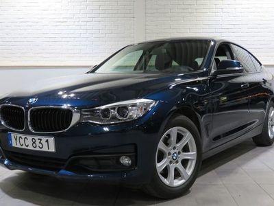 begagnad BMW 320 Gran Turismo d Advantage S&V-hjul