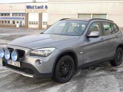 begagnad BMW X1 2.0 D X-Drive Aut -12