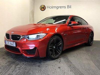 begagnad BMW M4 Coupé