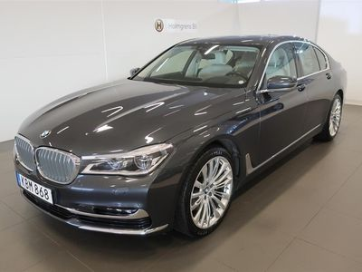 begagnad BMW 730 d xDrive Nightvision Executive Lounge