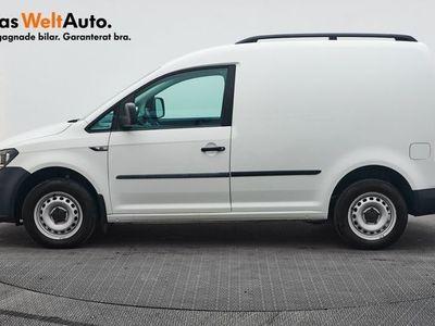 begagnad VW Caddy Skåp 1,4 TGI DSG 110/ Komfortpaket/P-sensorer