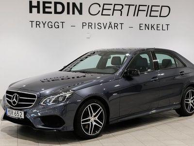 begagnad Mercedes 220 Benz E BlueTEC 4MATIC AMG SPORT, 2016 2016, Sedan 269 000 kr