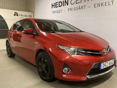 begagnad Toyota Auris Hybrid 1.8 VVT - i / VINTERHJUL /