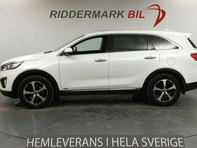 begagnad Kia Sorento 2.2 CRDi AWD Aut Business Eu6 7-sits 2016, SUV Pris 199 800 kr