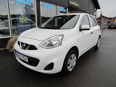 begagnad Nissan Micra 1.2 Euro 6 80hk 5dr