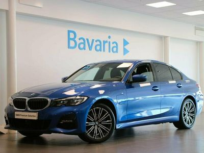 begagnad BMW 330e xDrive M-Sport Plug In Hybrid Aut Nypris 599.800:-