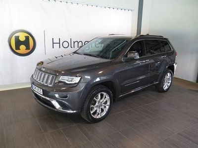 begagnad Jeep Grand Cherokee 3.0 CRD SUMMIT