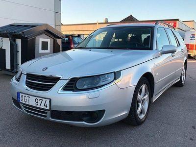 begagnad Saab 9-5 2.0 T/ BioPower/ 180HK/ Ny Bes/ Drag