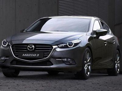 begagnad Mazda 3 HB M6 2.0 Sky 180 hk AWD + Tech Pack