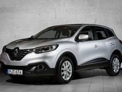 begagnad Renault Kadjar 1,5 dCi 110hk Zen EDC 4x2