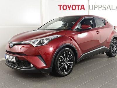 gebraucht Toyota C-HR 1.8 Elhybrid X-Edition JBL