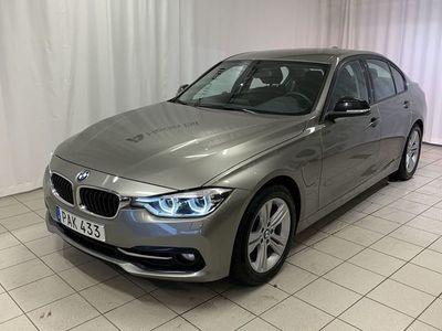 begagnad BMW 330e Sedan 252hk Plug In Sportline